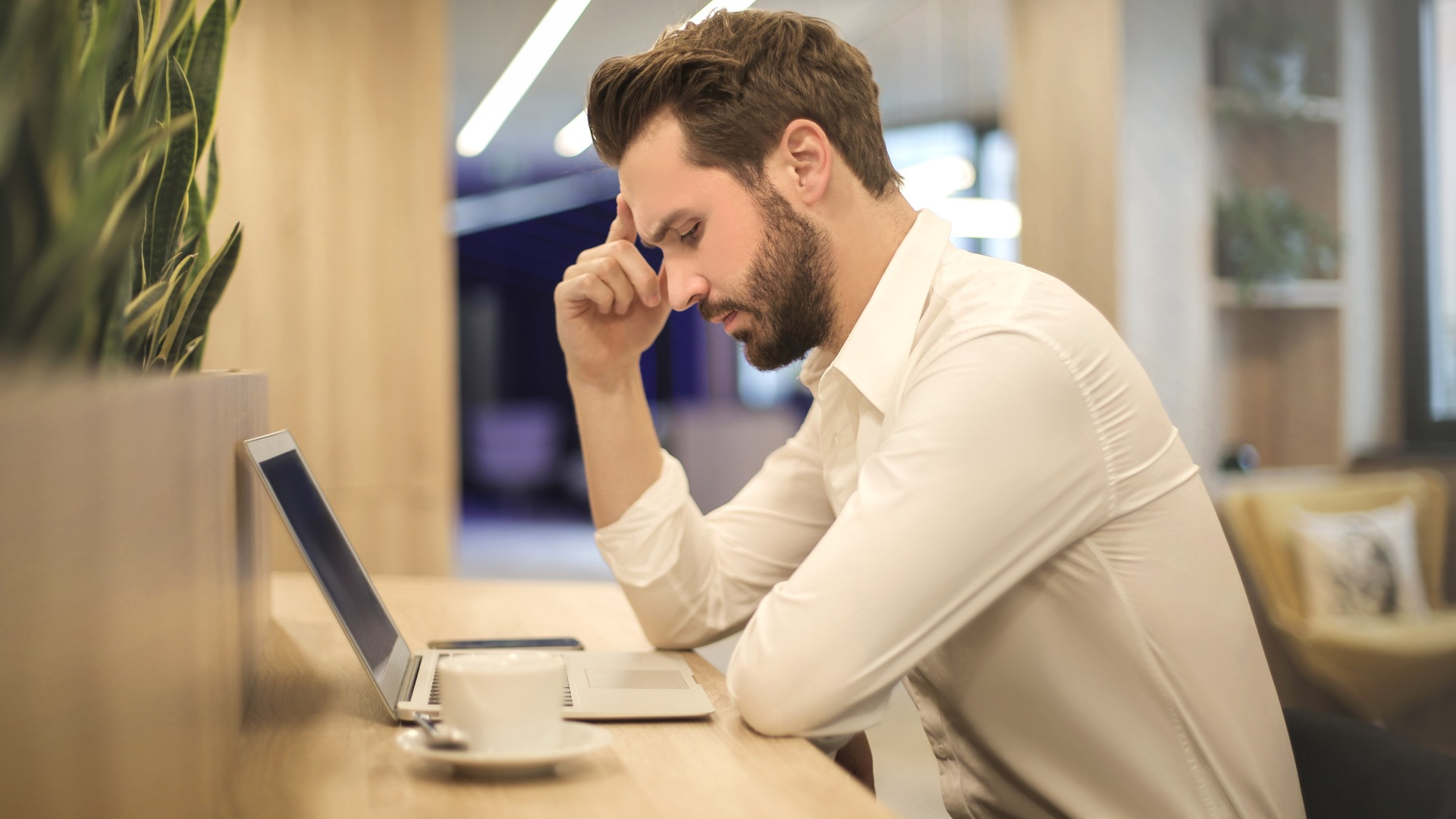 Four foolproof ways to manage business stress